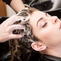 """Салон """"Орхідея"""" Вінниця. Миття голови"""