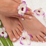 Парафінотерапія рук та ніг